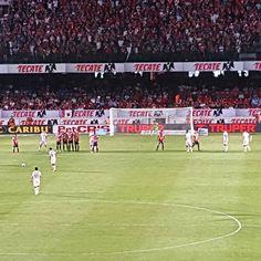 #NiUsandoGPS la metió pero al final @clubtiburones empató a toluca  #Veracruz #siempre tiburón #travel #sports #deportes #ligamx #tiburonesrojos #mexico #pirata #toluca