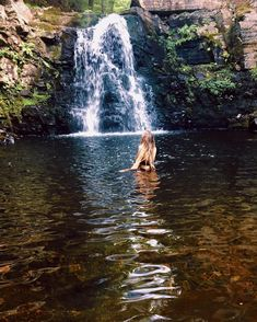 28 Surreal Places In Nova Scotia You Won't Believe Really Exist Waterfalls in Windsor, NS East Coast Travel, East Coast Road Trip, Alberta Canada, Quebec, Places To Travel, Places To See, Travel Local, Ottawa, Cap Breton