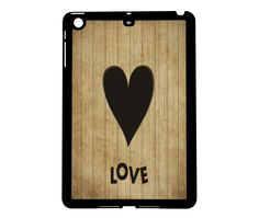 Protective iPad Mini Case Love. $21.00, via Etsy.