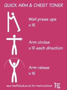 body workout Quick and easy upper body workout for women - standing arm and chest workout you can do anywhere.Quick and easy upper body workout for women - standing arm and chest workout you can do anywhere. Quick Weight Loss Tips, Weight Loss Help, How To Lose Weight Fast, Reduce Weight, Losing Weight, Marathon Training, Reiki, Upper Body Workout For Women, Chest Workout Women