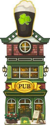 Business Irish Pub Level 3