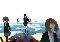 /K-ON!/#917124 - Zerochan | Kakifly | Kyoto Animation / Hirasawa Yui, Tainaka Ritsu, Akiyama Mio, Kotobuki Tsumugi, and Nakano Azusa