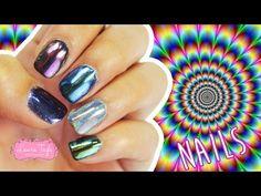 Uñas de Acrílico CASERAS en 30 minutos / Dual System - YouTube