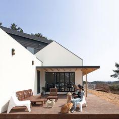 Galeria de Casa de hóspedes Mungzip + Residência privada Padori / designband YOAP architects - 39