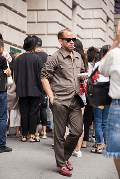 New York Fashion Week (Sept. 2016) - Streetstyle (Día 5)