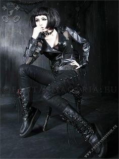 Chemical Romance trousers   Fantasmagoria.eu - Gothic Fashion boutique