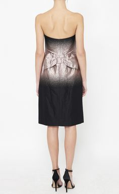 Prada - perfect cocktail dress for the holidays