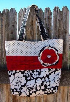 cute handbag tutorial