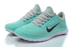 the latest 73cf5 beace Nike Free Womens Tiffany Blue Reflectiv Black   Authentic Nike Shoes For  Sale, Buy Womens Nike Running Shoes 2014 Big Discount Off