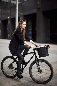 Alevtina Elka Bikes Alina Project