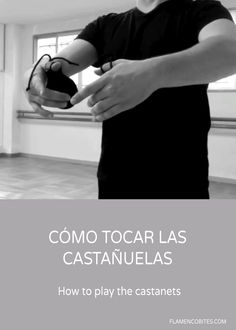 Castanets have long evoked an image of Spanish music and dance but they weren't traditionally a part of flamenco. They have been a part of the Escuela Bolera, Classico Español and folkloric repertoire.  Now there are many dancers who choose to use castanets with flamenco dance.  With this tutorial you can learn how to start playing castanets with José from Flamenco Bites.