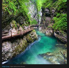 Triglave National Park , Solvenia
