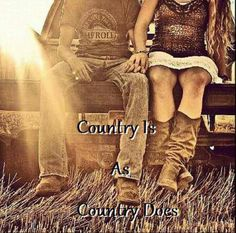 Country is