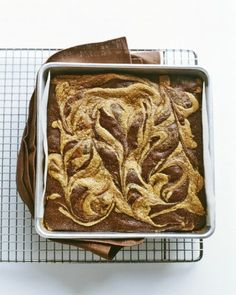 """See the """"Peanut-Butter Swirl Brownies"""" in our Peanut Butter Cookie Recipes gallery"""