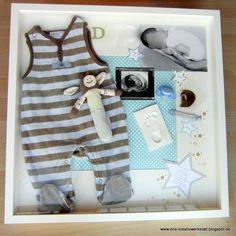 #Baby-#Memory-#Box - das besondere #Geschenk zur #Geburt oder #Taufe   http://eris-kreativwerkstatt.blogspot.de/2015/08/baby-memory-box-das-besondere-geschenk.html  #stampinup #erinnerung #bilderrahmen #homedeko #teamstampingart