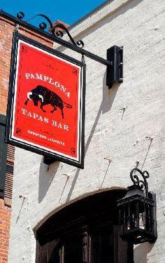 Pamplona Tapas Bar and Restaurant in Lafayette, LA
