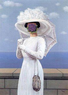 """""""The Great War"""", 1965, René Magritte"""