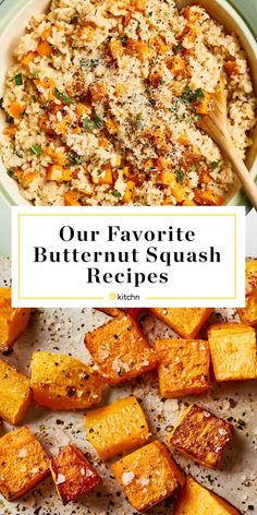 25+ Recipes that Make the Most of Butternut Squash | Kitchn Pumpkin Recipes, Vegetable Recipes, Fall Recipes, Vegetarian Recipes, Cooking Recipes, Healthy Recipes, Braai Recipes, Dinner Recipes, Lunch Recipes