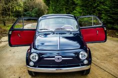 Fiat-500-D-Trasformabile-Convertible-Suicide-Doors-1963-The-Most-Collectable