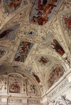 Wallenstein Palace. Prague
