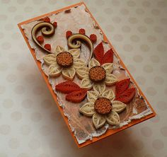 Quilling Happy Thanksgiving Card Give Thanks Card Paper Quilling, Quilling Ideas, Paper Art, Paper Crafts, Fancy Hands, Thanks Card, Hand Poke, Paper Plane, Thanksgiving Cards