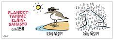 Eläinsanasto | NEN sarjakuvat Proverbs, Finland, Fun Facts, Memes, Funny, Quotes, Fictional Characters, Art, Literatura