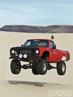 first gen dodge prerunner - Google Search