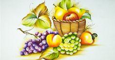 Como Pintar Frutas em Tecido - Aprenda Agora