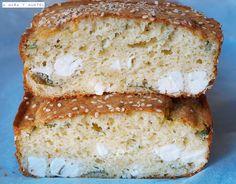 Pan de queso feta y hierbas aromáticas – A masa y mantel