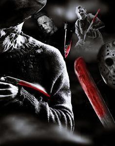 Halloween - Horror Icons
