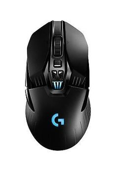 X90 Wireless Gaming Mouse 2.4GHz 2400DPI Optical USB LED Ergonomic Charging Mice