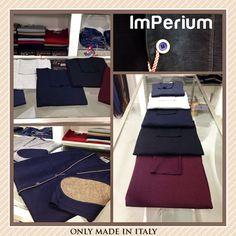 Il Made in Italy dei nostri capi è garanzia di qualità e di stile per ogni occasione. ImPerium veste le tue stagioni con classe