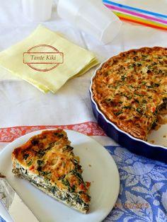 Tante Kiki: Η τάρτα της Αποκριάς Greek Recipes, Quiche, Breakfast, Blog, Pie, Morning Coffee, Quiches, Blogging, Custard Tart