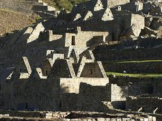 Peru Travel: Shadows of Machu Picchu - http://bookcheaptravels.com/peru-travel-shadows-of-machu-picchu/ - Peru Travel: Shadows of Machu Picchu  Image by Latin America For Less As the sun sets over the mountain tops, dramatic shadows are cast over the ancient Inca stonework of Machu Picchu.  You can use this image on your blog or website, but please link and attribute: Views of Machu Picchu tours ... - Machu, Peru, Picchu, Shadows, Travel