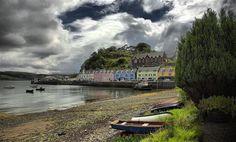 Ilha de Skye      Vale das Fadas