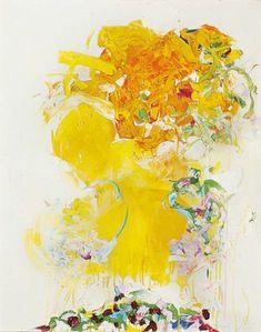 Joan Mitchell, Untitled 1979. on ArtStack #joan-mitchell #art