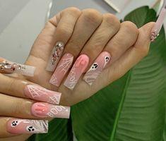 Best Acrylic Nails, Beautiful Nail Designs, Nail File, All Things Beauty, Nails On Fleek, Nail Tech, Halloween Nails, Nail Inspo, How To Do Nails