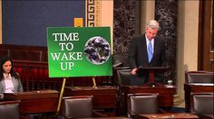 November 12, 2014 - In this speech on the Senate floor Senator Whitehouse urges Republicans to use their new majority to be responsible on climate change.
