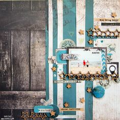 layout by Tusia Lech for 7 Dots Studio DT with UmWowStudio supplies