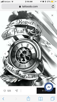 Discover recipes, home ideas, style inspiration and other ideas to try. Card Tattoo Designs, Clock Tattoo Design, Sketch Tattoo Design, Tattoo Sleeve Designs, Tattoo Designs Men, Sleeve Tattoos, Forarm Tattoos, Baby Tattoos, Tattoos For Guys