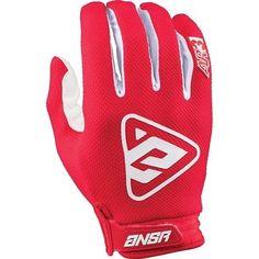 Black//White, Small Fly Racing Unisex-Adult Eva Gloves