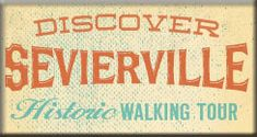 Historic Walking Tour of Sevierville, Tennessee Sevierville Tennessee, East Tennessee, Tourism Website, Mountain Vacations, Great Smoky Mountains, Walking Tour, Travel Information, Vacation Trips, Smoky Mountain