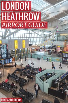 This Heathrow Airport Guide will tell you some important things to know before flying in or out of London Heathrow Airport. Have a smooth and easy visit to London Heathrow Airport with my simple airport guide. Sightseeing London, London Airports, London Travel, England Ireland, England And Scotland, London England, Oxford England, Cornwall England, Yorkshire England