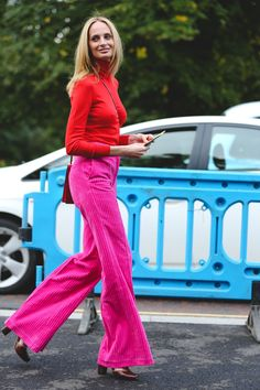 The+Best+Street+Style+At+London+Fashion+Week+SS18+#refinery29+http://www.refinery29.uk/2017/09/170850/street-style-london-fashion-week-ss18#slide-16