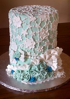 Wedding and Celebration Cakes in Hamilton by This Chick Makes Cakes ~