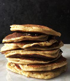 Fluffy Grain Free (Kosher for Passover) Pancakes