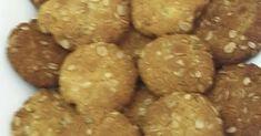 BİLGİLENDİRME: Söylenenlere göre bu Çanakkale savaşı sırasında Anzakların yanlarında getirdikleri bir kurabiyeymiş . Bu nedenle...