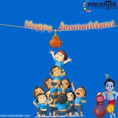 Wish you Happy Janmashtomi