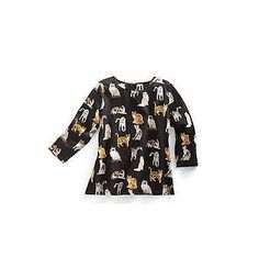 Just Cats 3/4 Sleeve Top Womens Plus size XL