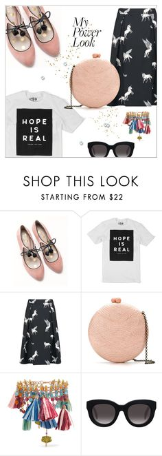 """""""Hope is Real"""" by interesting-times ❤ liked on Polyvore featuring Boden, Sugarhill Boutique, Serpui, Rosantica, Muse and MyPowerLook"""